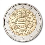 10 jaar euro france