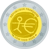 Frankrijk 2 euro 2009 emu