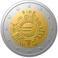 ierland 2 euro 2012