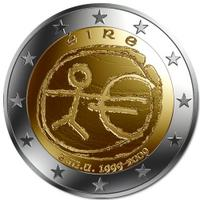 ierlasnd 2 euro 2009