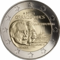 lux 2 euro 2012