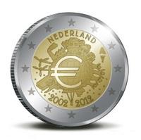 nederland 2012 2 euro